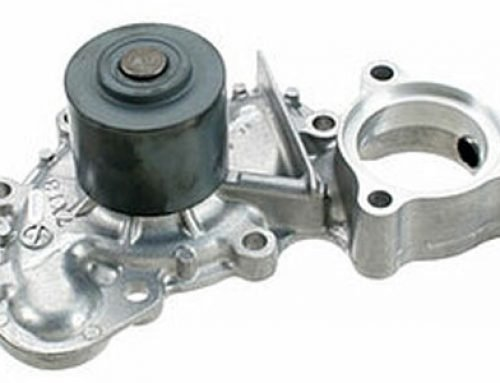 Is a small leak with my Toyota-Lexus-Scion water pump, a big deal?